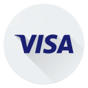 ecommerce, logo, payment, shop, shopping, visa icon