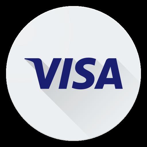 ecommerce, logo, payment, shop, shopping, visa icon