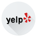logo, media, social, yelp icon