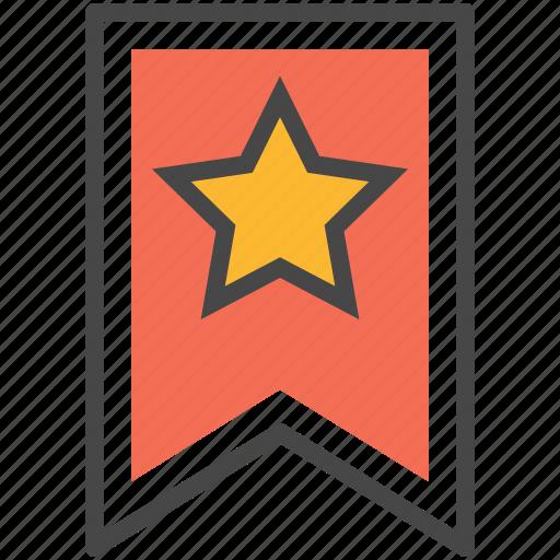 achievement, bookmark, bookmark ribbon, favorite, winner icon