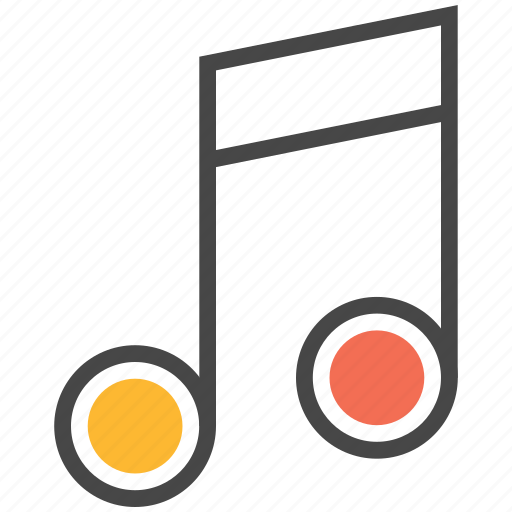music, music player, musical player, note, ringtone, sound icon