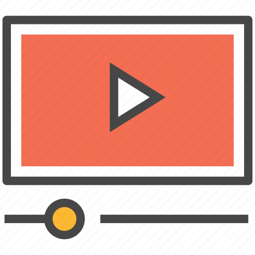 mobile control player, player, video, video player icon