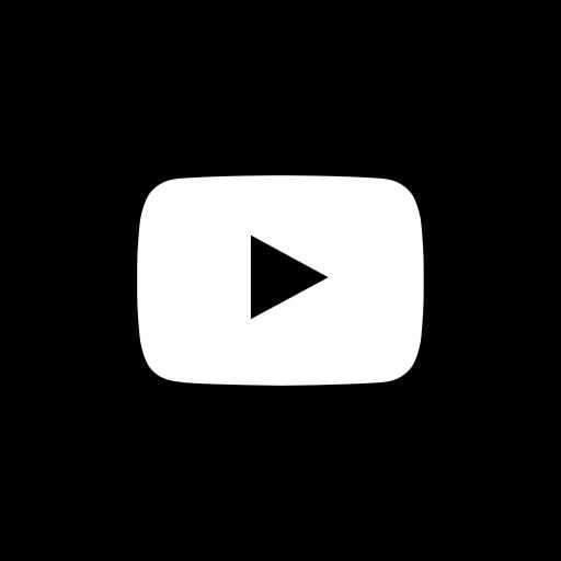 media, social, website, youtube icon