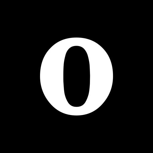 media, opera, social, website icon