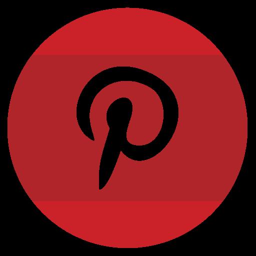 Interest, line, pinterest, social, web icon - Free download