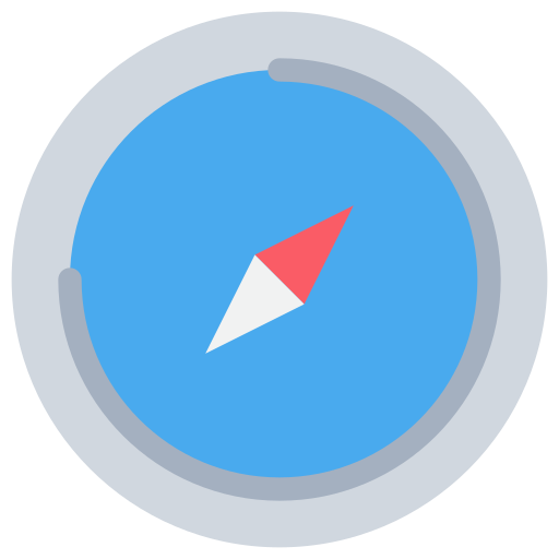 Logo, media, safari, social icon - Free download