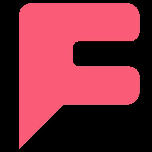 Four, logo, media, social icon - Free download on Iconfinder