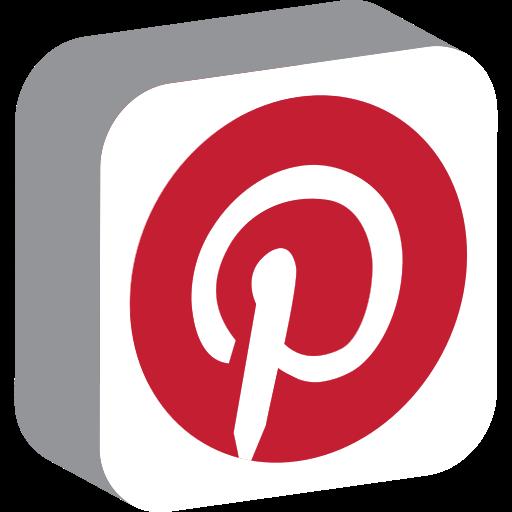 media, network, pinterest, social icon