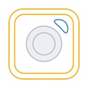 insta, instagram, snap, social media icons icon icon