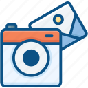 camera, camera icon, gallery, image, lens, photo, photography, picture icon