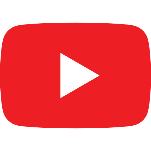 play, video, vlog, youtube, youtube logo icon