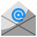 communication, email, mail, message
