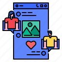 chat, communication, media, mesenger, message, sms, social