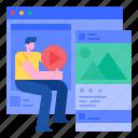 communication, facebook, instagram, media, music, social