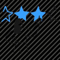 rating, social, media, rate, stars, reputation, opinion