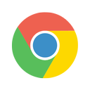 chrome, google, logo, social