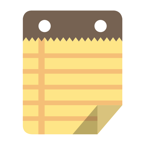 documents, note, paper, text icon