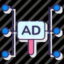 ad, advertising, internet, network