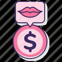 advertising, money, paid, social
