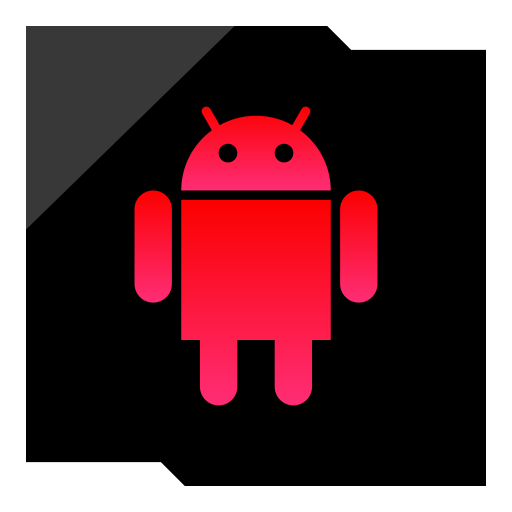 android, company, logo, media, social icon