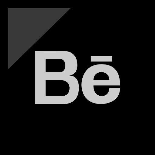 behance, company, logo, media, social icon