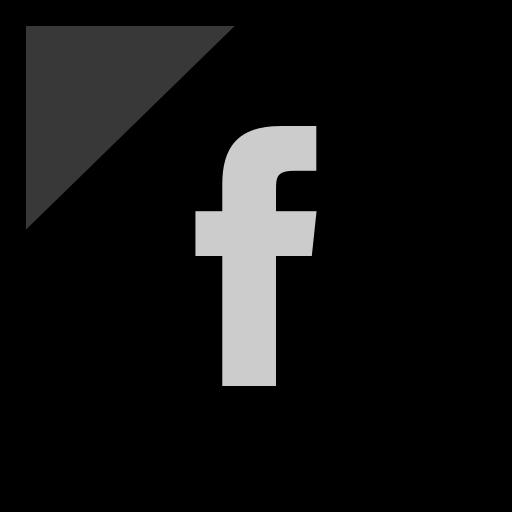company, facebook, logo, media, social icon