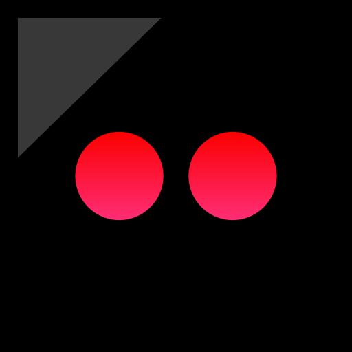 Company, flickr, logo, media, social icon - Free download