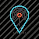 free, hotspot, internet, wifi, wireless icon