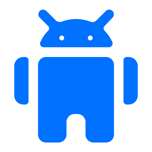 android, interface, media, social icon