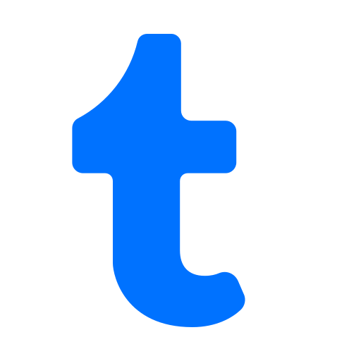 media, network, social, tumblr icon