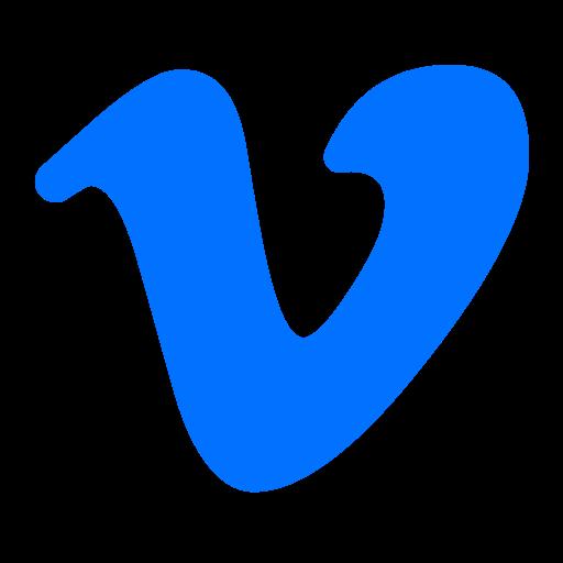 Media, network, social, vimeo icon - Free download