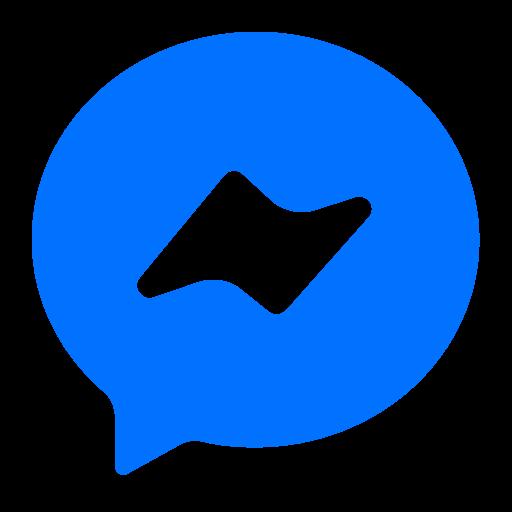 Facebook, media, messenger, social icon - Free download