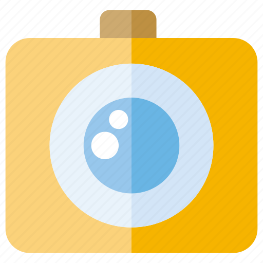 camera, lens, photographer icon
