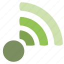 internet, wifi, wireless icon