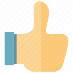 hand, thumbs up icon
