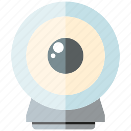 camera, device, electronics, record icon