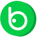 badoo, communication, internet, media, online, social, social media icon