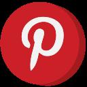 pinterest, social media, logo, marketing, media, social, socialmedia