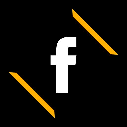 facebook, media, online, social icon