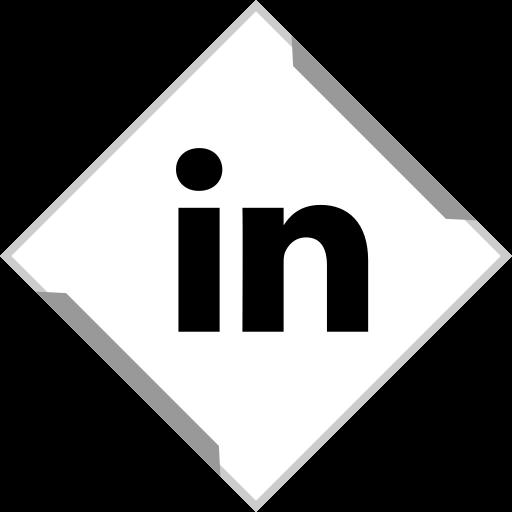 everywhere, linkedin, media, omnipresence, online, presence, social icon
