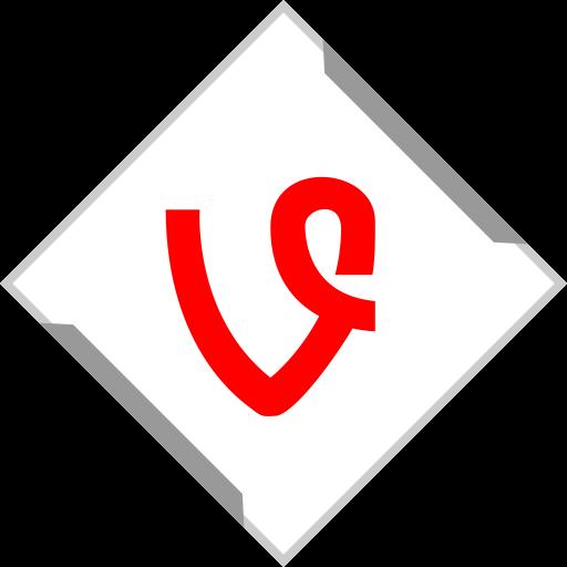 everywhere, media, omnipresence, online, presence, social, vine icon