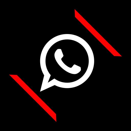 everywhere, media, omnipresence, online, presence, social, whatsapp icon