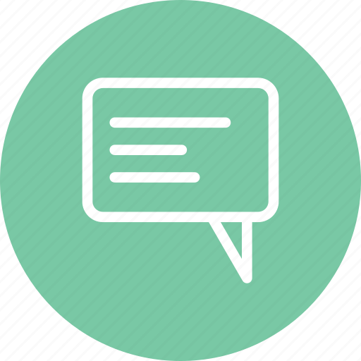 chat, chatting, discuss, discussion, hangout, speak, talk icon