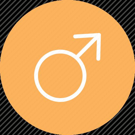 boy, male, male icon, male sign, male symbol icon