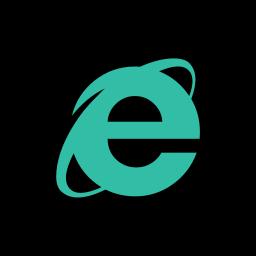 explorer, internet, media, online, social icon