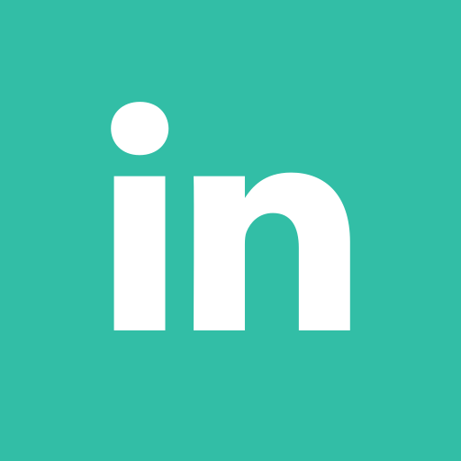 in, linked, media, online, share, social icon