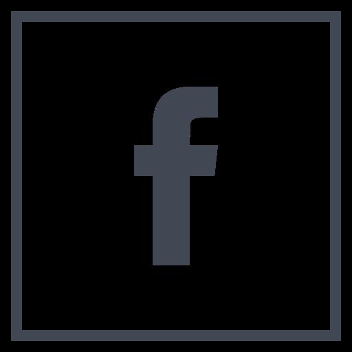 facebook, logo, media, social icon