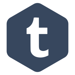 hexagon, media, polygon, social, t, twitter icon