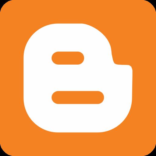 blog, blogger, blogspot, google, internet, social media icon