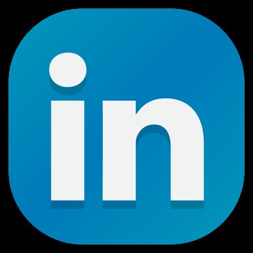 android, apps, linkedin, media, social icon